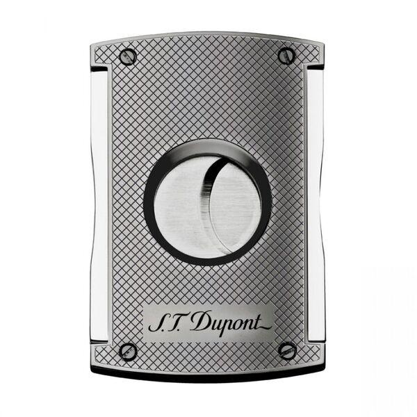 Резачка за пури S.T Dupont MaxiJet, хром и лак