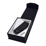 USB запалка Hadson - Percy, черна