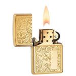 Запалка Zippo 352B  Venetian Polished Brass