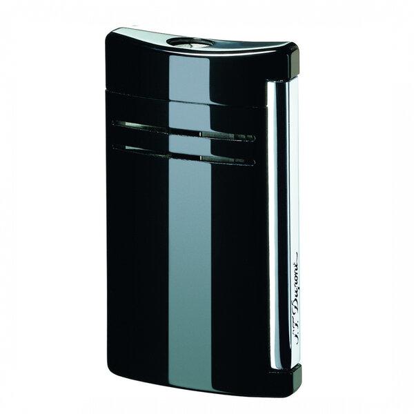 Запалка S.T. Dupont MaxiJet, черен лак