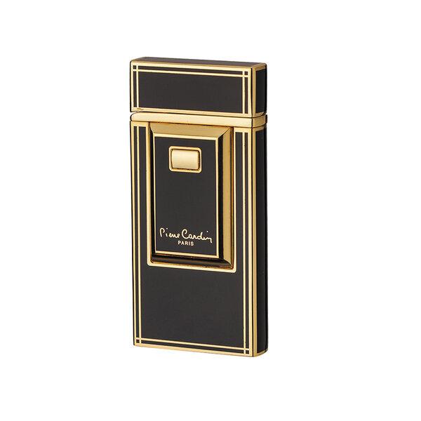Плазмена запалка Pierre Cardin, черна/златиста