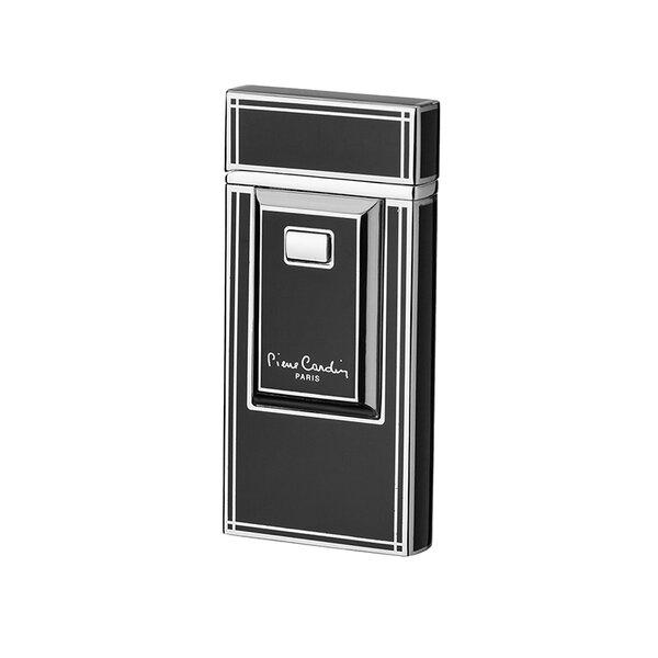 USB запалка Pierre Cardin, черна/хром