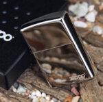Запалка Zippo 150ZL  Black Ice
