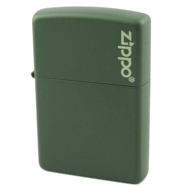 Запалка Zippo 221ZL Green Matte