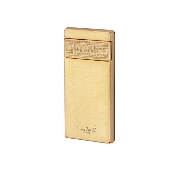 Елегантна плазмена запалка Pierre Cardin, златиста