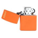 Запалка Zippo 231ZL Orange Matte