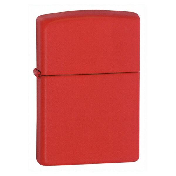 Запалка Zippo 233 Red Matte