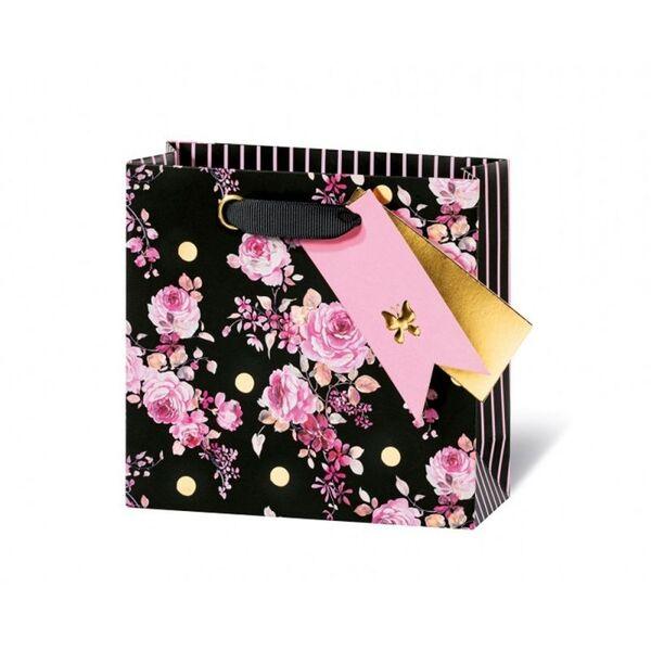 Подаръчен плик FLOWER DREAM 14.5 x 15 x 6 см