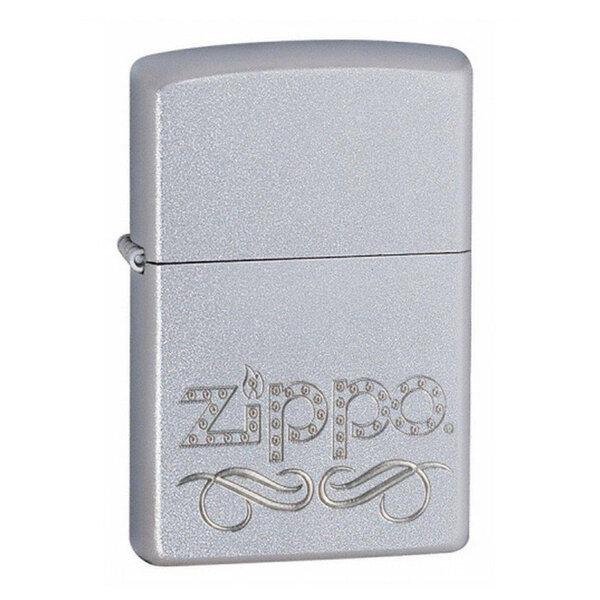 Запалка Zippo 24335 Satin Chrome