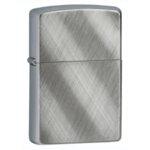 Запалка Zippo Diagonal Weave 28182
