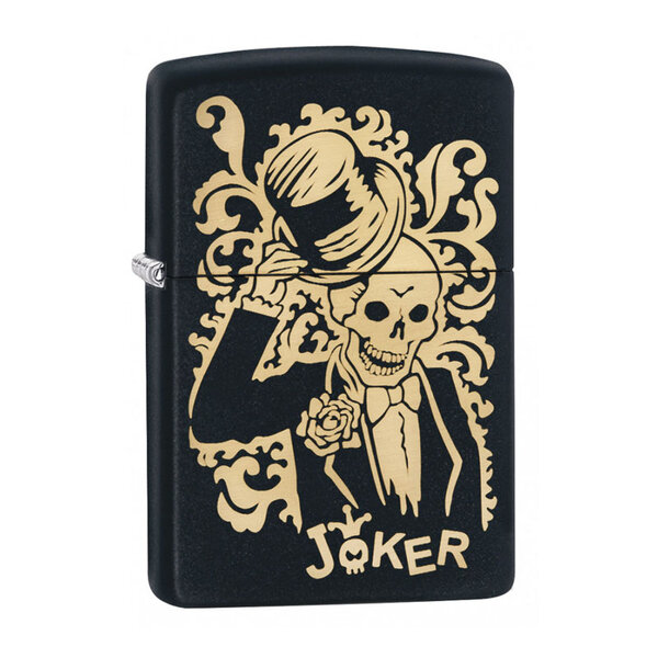 Запалка Zippo Joker