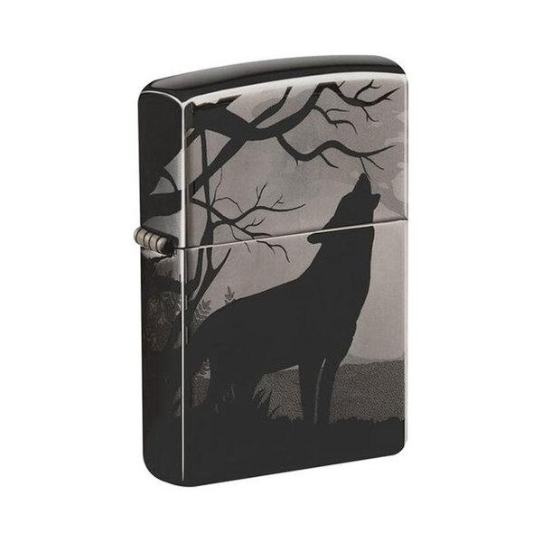 Запалка Zippo Wolves Design