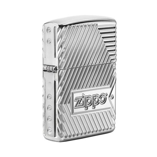 Запалка Zippo Bolts Design