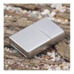 Запалка Zippo 205  Satin Chrome