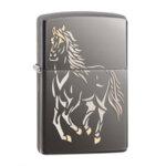 Запалка Zippo Running Horse