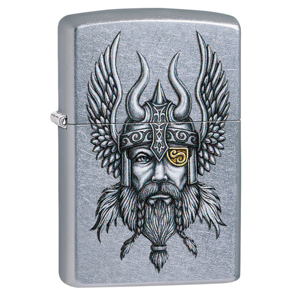 Запалка Zippo 29871 Viking Warrior Design