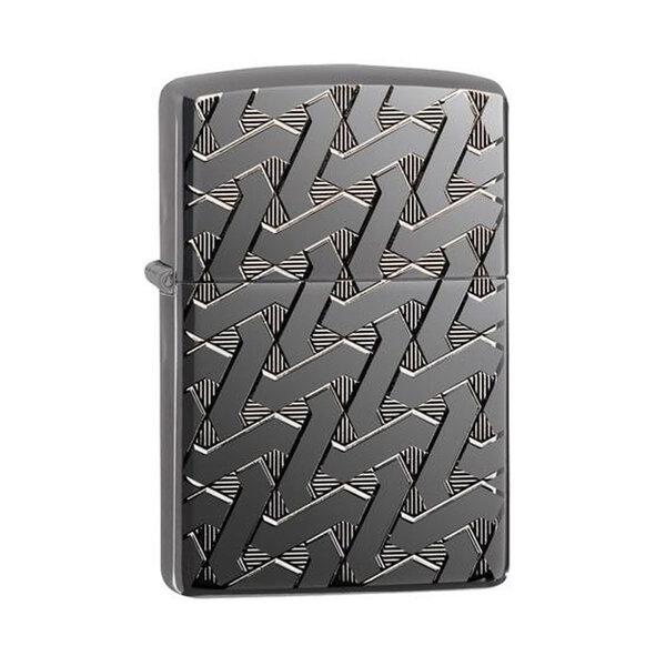 Запалка Zippo Armor® Geometric Weave Design