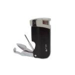 Запалка за лула Hadson - Multi Pipe, черна