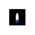 Запалка за барбекю/свещ Eurojet - Flex, черна