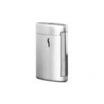 Запалка S.T.Dupont MiniJet, сива, шлифована