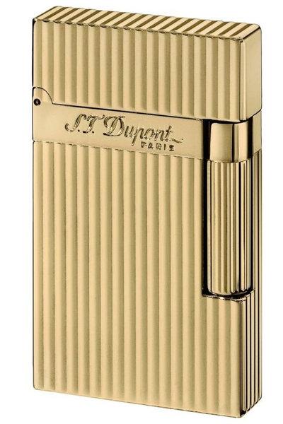 Запалка S.T. Dupont Ligne 2 Yellow Gold