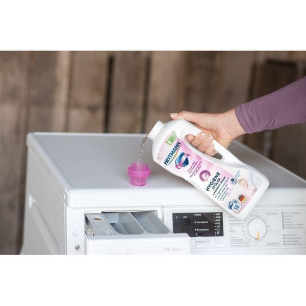 HEITMANN дезинфектант за пране Sensitiv, 1,25 л