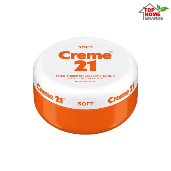 Хидратиращ крем за кожа Creme 21, SOFT, 250 мл