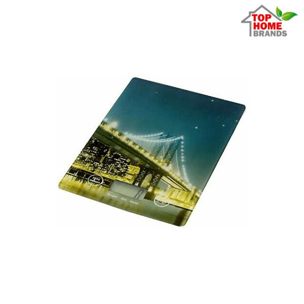Електронна кухненска везна Wenko, Бруклински мост