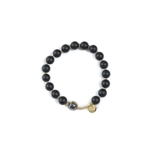 Exquise Hematite - Black