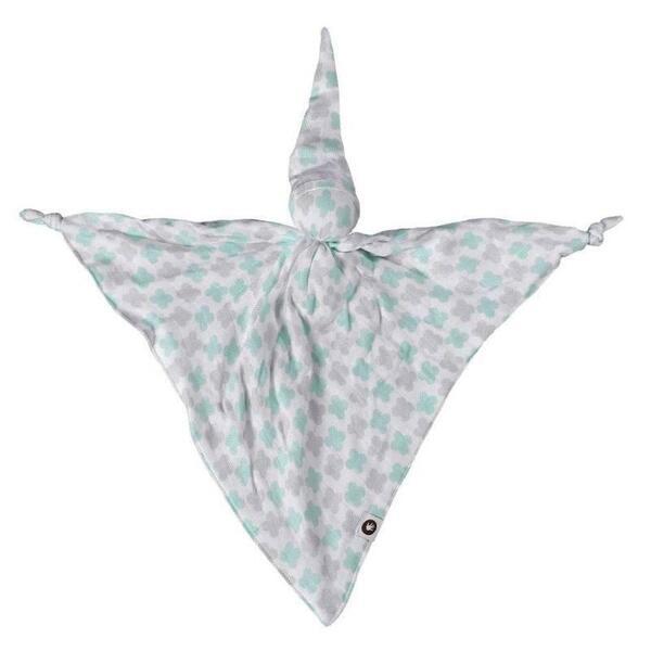 Одеялце за гушкане Mint Cross
