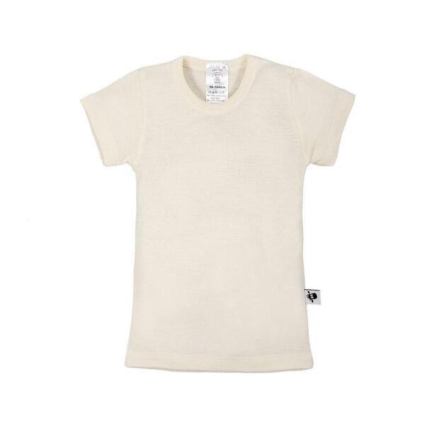 Детска тениска 100% мерино