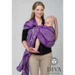 Слинг с халки Diva Essenza Viola Linen L
