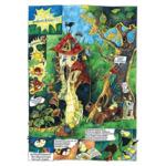 Детски комикс Пътешествието на Уики