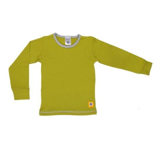 Детска блуза 100% мерино вълна