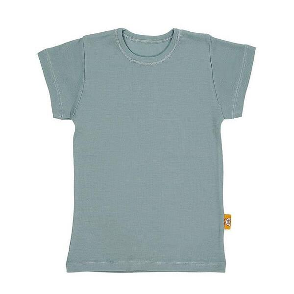 Детска тениска 100% фино мерино