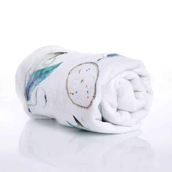 Меко одеяло от органичен муселин Dream Catcher