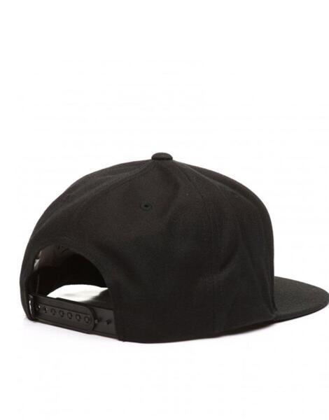 Шапка SUPRA Above II Snapback Hat Black/Electric
