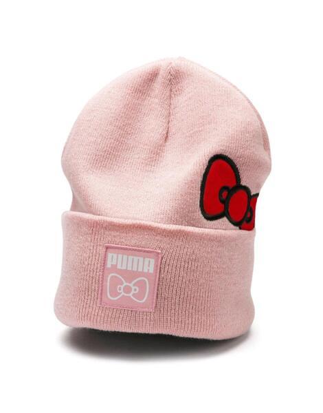 Шапка PUMA X Hello Kitty Beanie Pink