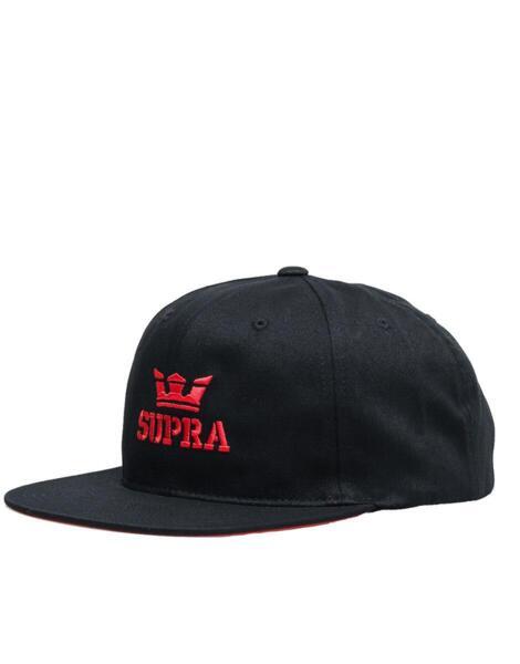 Шапка SUPRA Above Decon ZD Hat Black