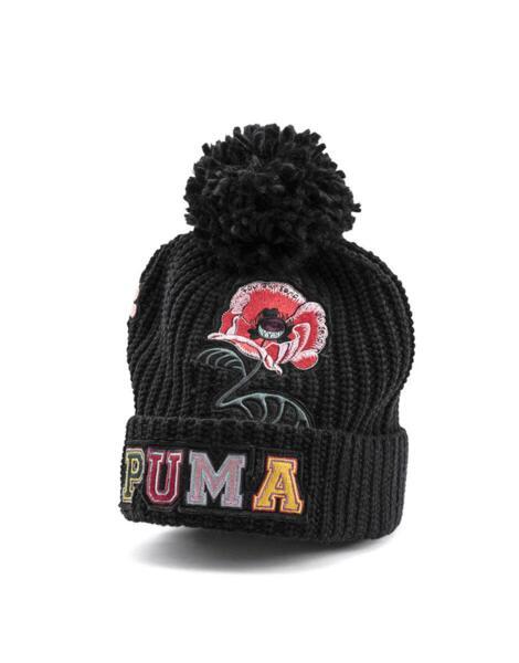 Мъжка шапка PUMA x Sue Tsai Beanie Black
