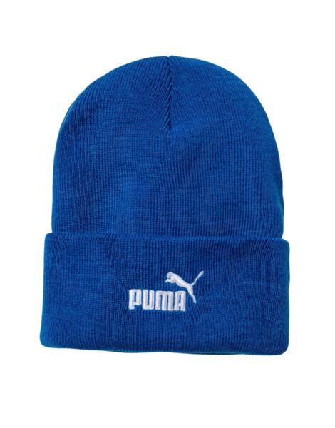 Шапка PUMA Classic Style Beanie Blue