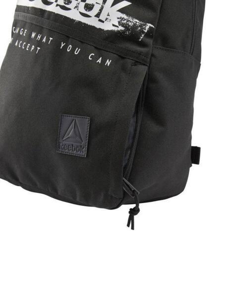Мъжка раница REEBOK Style Found Followg Backpack Black
