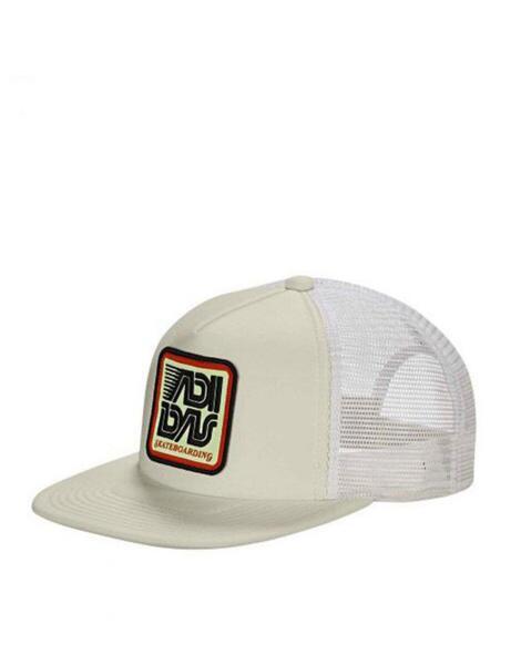 Шапка ADIDAS Originals Retro Skate Trucker Cap White