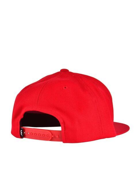Шапка SUPRA Above Snapback Hat Red/White