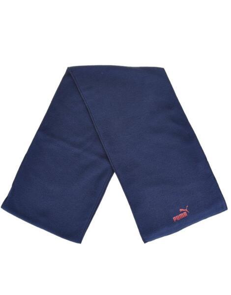 Шал PUMA Snow Fleece Scarf Blue
