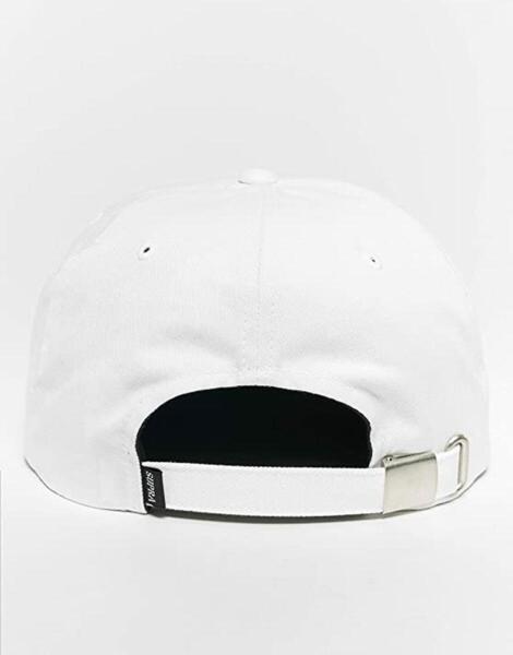 Шапка SUPRA Crown Jewel Patch Slider Hat White