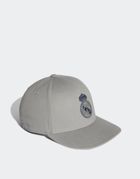 Мъжка шапкаADIDAS Real Madrid Cap Solid Grey