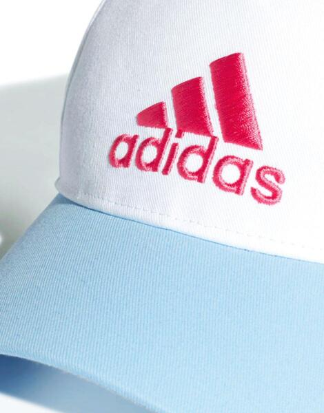 Шапка ADIDAS Sg Graphic Cap White/ Real Pink