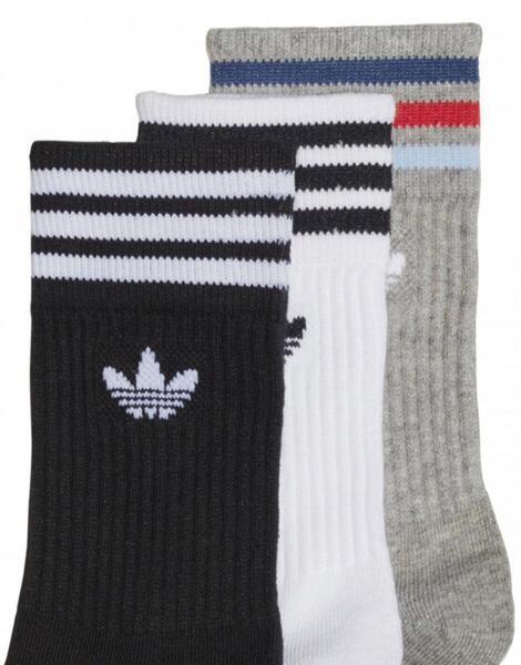 Чорапи ADIDAS Crew Socks 3 pair BWG