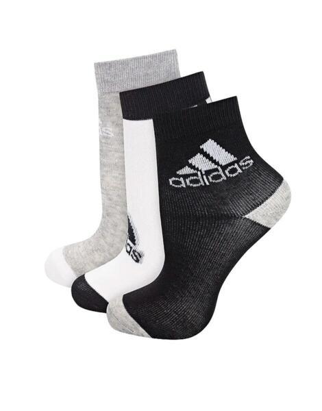 Чорапи ADIDAS Ankle Socks 3 Pairs Black